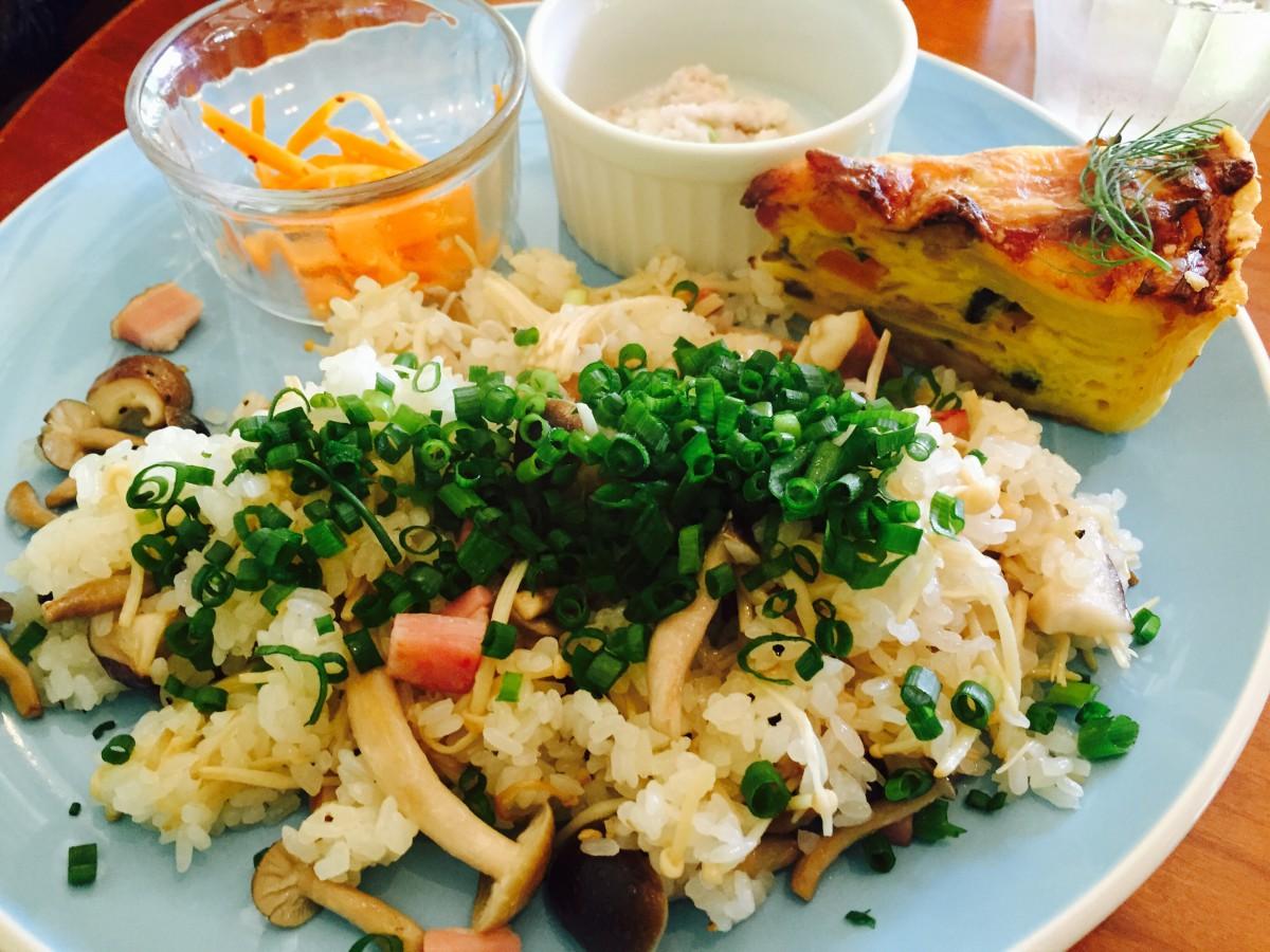 久慈浜の美味しい隠れ家的カフェ( ´͈ ᗨ `͈ )◞♡⃛