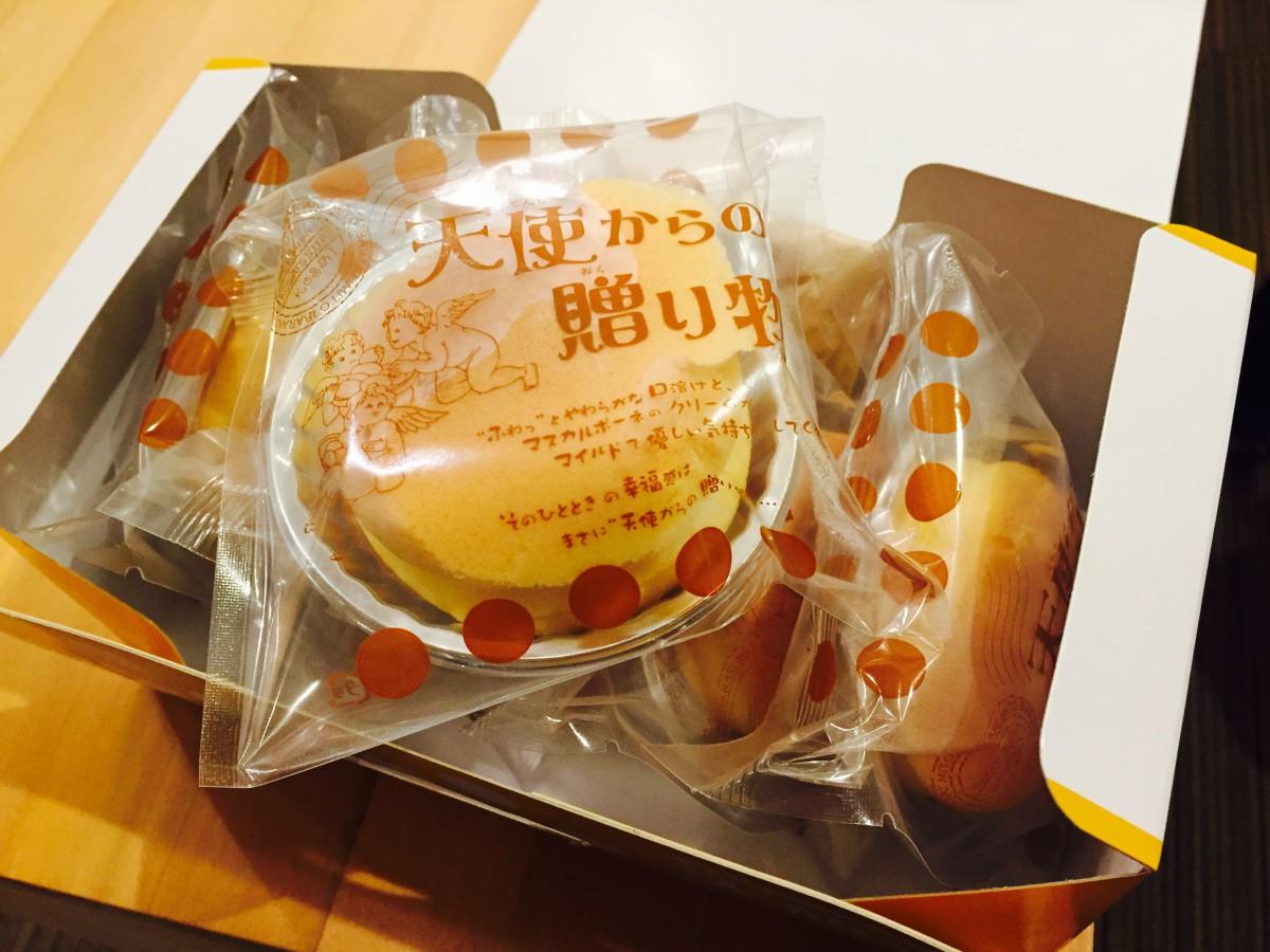 天使からの贈りもの(*´ㅂ`*)♥
