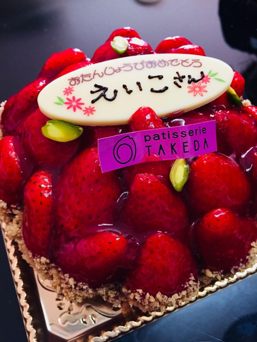 川上店長♡お誕生日おめでとうございます‼️